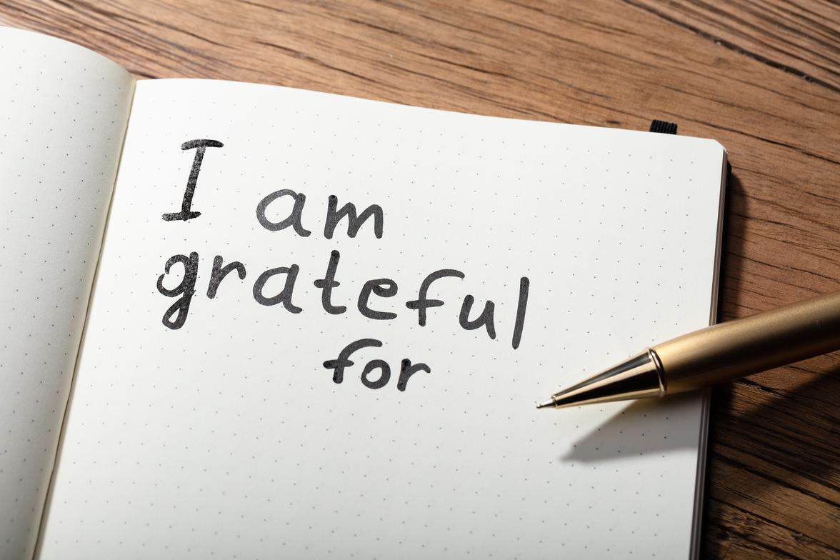 Gratitude, New Year, Goals