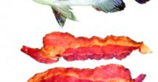 Do You Know What You Are Eating?  Bacon Is Better For You Than This Fish... image