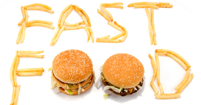 Fast Food - How Often Do You Do It? How Often Does Your Child? image