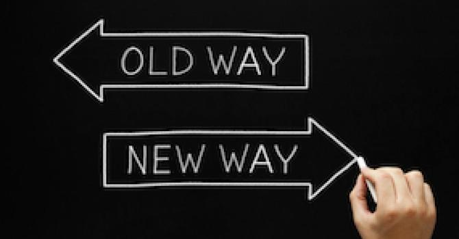 Change in inevitable! It's how you deal with it that matters most! image